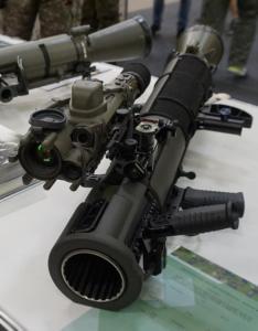 CARL GUSTAF M4 front