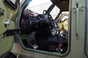 GERLACH 4x4 Zetor Engineering inside