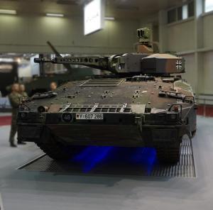 PUMA (IFV) infantry fighting vehicle (Schützenpanzer Puma)