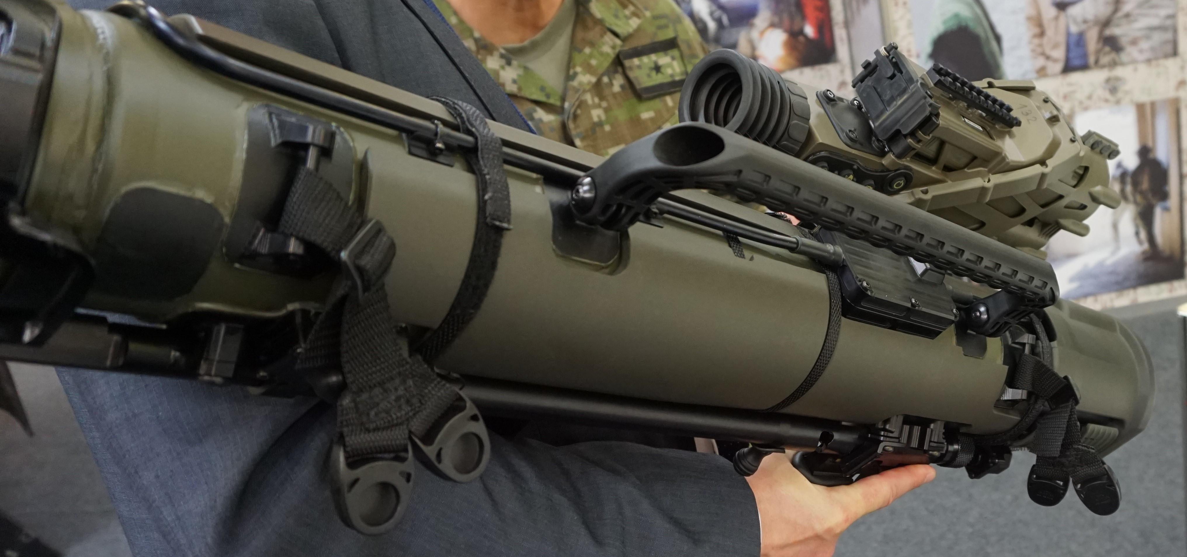 CARL GUSTAF M4