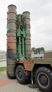 S-300PMU missiles 5V55R